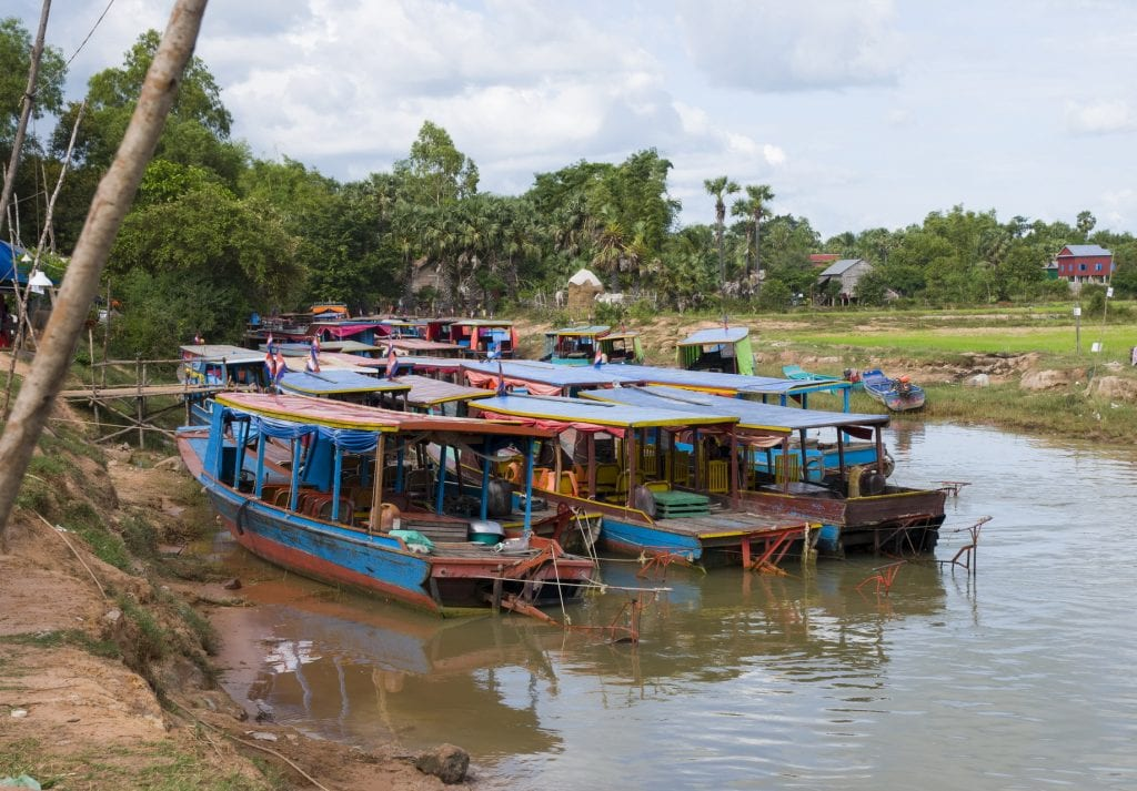 Камбоджа, в Камбодже, коронавирус, авиакомпании